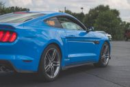Roush Performance Ford Mustang RS 1 RS 2 RS 3 Blau Tuning 2017 6 190x127 Fotostory: 2 x Roush Performance Ford Mustang's in Blau