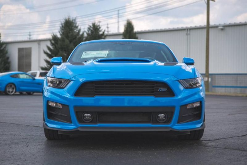 Roush Performance Ford Mustang RS-1 RS-2 RS-3 Blau Tuning 2017 (7)