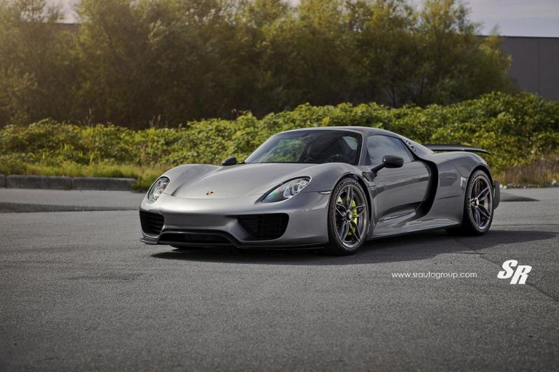 sr auto group porsche 918 spyder pur rs23 m2 tuning 5. Black Bedroom Furniture Sets. Home Design Ideas