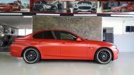 Satin Smoldering Red Folierung BMW 5er F10 Tuning Folienwerk NRW 1 190x107 Satin Smoldering Red folierter BMW 5er F10 by Folienwerk NRW