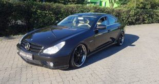 Speed Box GmbH Mercedes Benz CLS63 AMG 3 1 310x165 Rieger Outfit am BMW 525i E60 von der Speed Box GmbH
