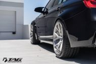 TAG Motorsports BMW F80 M3 Tuning 20 Zoll Vossen VPS 306 Alufelgen AWE KW 16 190x127 TAG Motorsports   BMW F80 M3 auf 20 Zoll Vossen VPS 306 Alu's