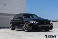 TAG Motorsports BMW F80 M3 Tuning 20 Zoll Vossen VPS 306 Alufelgen AWE KW 22 190x127 TAG Motorsports   BMW F80 M3 auf 20 Zoll Vossen VPS 306 Alu's