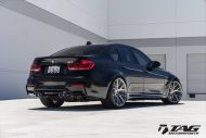 TAG Motorsports BMW F80 M3 Tuning 20 Zoll Vossen VPS 306 Alufelgen AWE KW 7 190x127 TAG Motorsports   BMW F80 M3 auf 20 Zoll Vossen VPS 306 Alu's