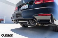 TAG Motorsports BMW F80 M3 Tuning 20 Zoll Vossen VPS 306 Alufelgen AWE KW 9 190x127 TAG Motorsports   BMW F80 M3 auf 20 Zoll Vossen VPS 306 Alu's