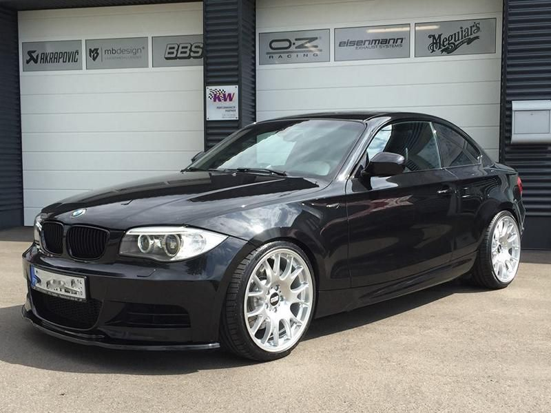 TVW Car Design BMW 135i F82 Coupe KW BBS Tuning 1 Dezent & sportlich   TVW Car Design BMW 135i F82 Coupe