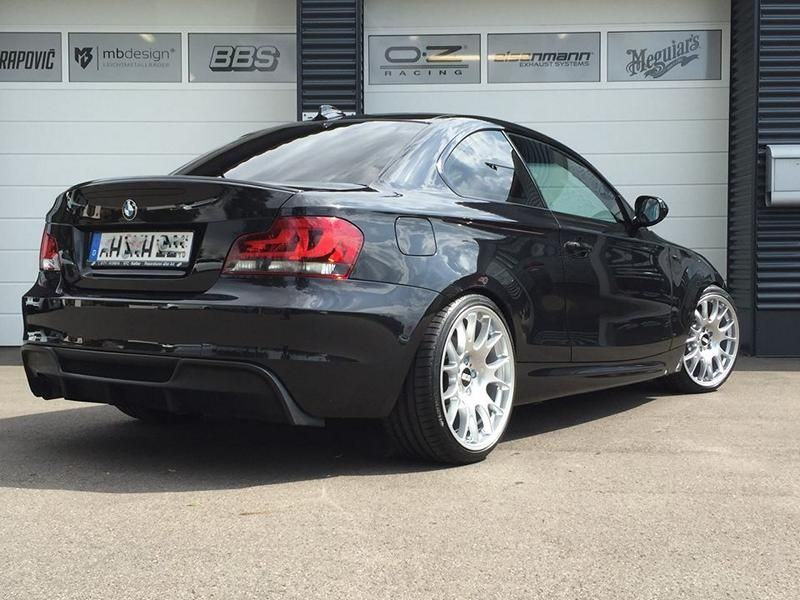 TVW Car Design BMW 135i F82 Coupe KW BBS Tuning 2 Dezent & sportlich   TVW Car Design BMW 135i F82 Coupe