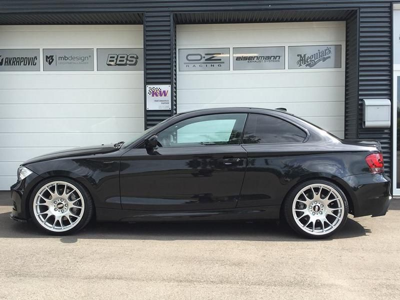 TVW Car Design BMW 135i F82 Coupe KW BBS Tuning 3 Dezent & sportlich   TVW Car Design BMW 135i F82 Coupe