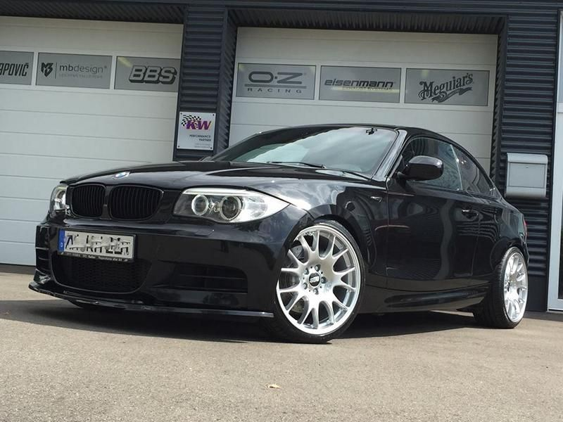 TVW Car Design BMW 135i F82 Coupe KW BBS Tuning (5)
