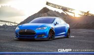 Tesla Model S Tuning ADV 1 190x112 Extrem schicker Stromer   Tesla Model S by GMP Performance