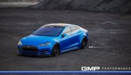 Tesla Model S Tuning ADV 24 190x110 Extrem schicker Stromer   Tesla Model S by GMP Performance