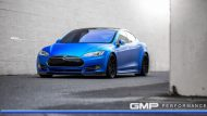 Tesla Model S Tuning ADV 34 190x107 Extrem schicker Stromer   Tesla Model S by GMP Performance