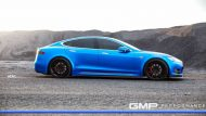 Tesla Model S Tuning ADV 4 190x107 Extrem schicker Stromer   Tesla Model S by GMP Performance