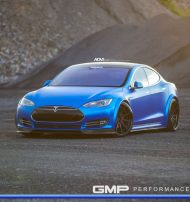 Tesla Model S Tuning ADV 8 190x202 Extrem schicker Stromer   Tesla Model S by GMP Performance