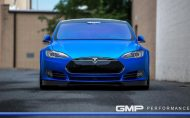 Tesla Model S Tuning ADV.1 Revozport R Zentric Mattblau Carbon GMP Performance 10 190x118 Extrem schicker Stromer   Tesla Model S by GMP Performance