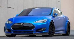 Tesla Model S Tuning ADV.1 Revozport R Zentric Mattblau Carbon GMP Performance 5 1 e1470810634240 310x165 Extrem schicker Stromer   Tesla Model S by GMP Performance