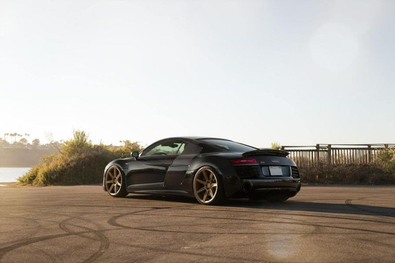 Tuning Audi R8 V10 Zito Wheels 20 Zoll Typ ZS07 2 Top   Audi R8 V10 auf Zito Wheels in 20 Zoll (Typ ZS07)