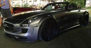 Tuning Mercedes SLS AMG Roadster 636PS Hamann Hawk 4 1 e1471087270322 310x165 Fotostory: Mercedes SLS AMG Roadster als 636PS Hamann Hawk