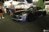 Tuning Mercedes SLS AMG Roadster 636PS Hamann Hawk 5 190x127 Fotostory: Mercedes SLS AMG Roadster als 636PS Hamann Hawk