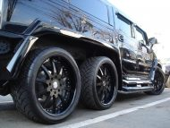Ultimate Six Hummer 17 190x143 Fotostory: Ohne Worte   Ultimate Six Hummer H2 Stretching