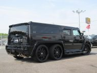 Ultimate Six Hummer 6 190x143 Fotostory: Ohne Worte   Ultimate Six Hummer H2 Stretching