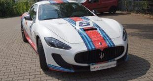 Used Look Martini Folierung Maserati MC Stradale Tuning Wrap 7 e1470111163945 310x165 Fotostory: Used Look Folierung am Maserati MC Stradale