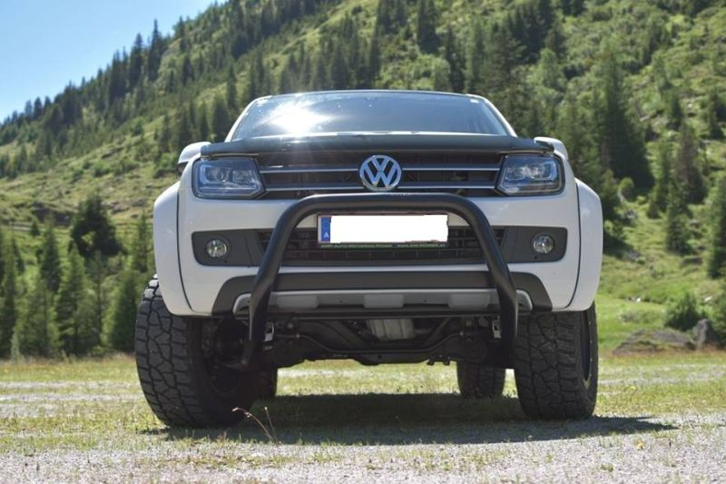 vw amarok delta4x4 tuning h herlegung 4. Black Bedroom Furniture Sets. Home Design Ideas
