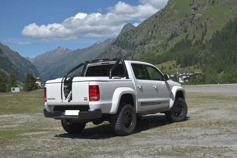 vw amarok delta4x4 tuning h herlegung 5. Black Bedroom Furniture Sets. Home Design Ideas