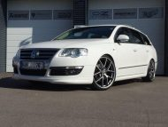 VW Passat B6 R BBS CI R TVW Car Design 1 190x143 Dezenter Power Kombi   VW Passat B6 R von TVW Car Design