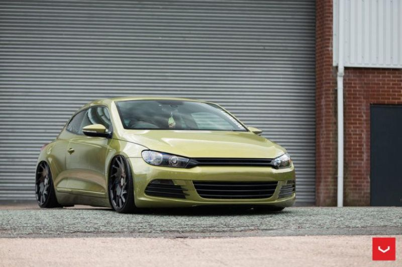 VW Scirocco on Vossen CVT and VLE 1 Wheels © Vossen Wheels 2016 1016 840x560 2 x VW Scirocco auf Vossen Wheels CVT's & VLE 1 Felgen