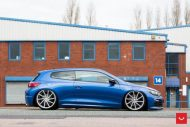 VW Scirocco on Vossen CVT and VLE 1 Wheels %C2%A9 Vossen Wheels 2016 1037 840x560 190x127 2 x VW Scirocco auf Vossen Wheels CVT's & VLE 1 Felgen