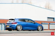 VW Scirocco on Vossen CVT and VLE 1 Wheels © Vossen Wheels 2016 1042 840x560 190x127 2 x VW Scirocco auf Vossen Wheels CVT's & VLE 1 Felgen