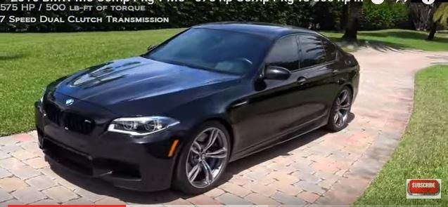 Vergleich BMW M5 F10 vs. Competition M5 F10 Video: Vergleich   BMW M5 F10 vs. Competition M5 F10