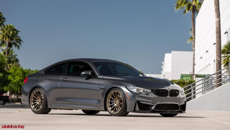 Vivid Racing BMW M4 F82 BC Forged Wheels RS43 Chiptuning 1 Elegant   Vivid Racing BMW M4 F82 auf BC Forged Wheels