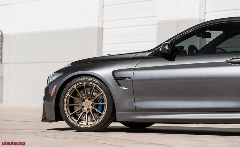 Vivid Racing BMW M4 F82 BC Forged Wheels RS43 Chiptuning (14)