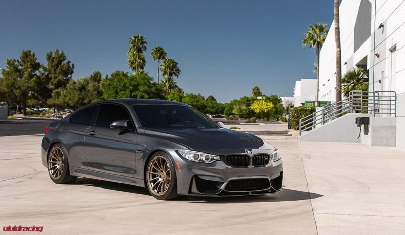 Vivid Racing BMW M4 F82 BC Forged Wheels RS43 Chiptuning 2 Elegant   Vivid Racing BMW M4 F82 auf BC Forged Wheels