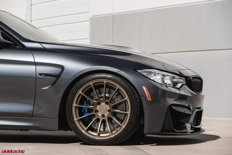 Vivid Racing BMW M4 F82 BC Forged Wheels RS43 Chiptuning (3)