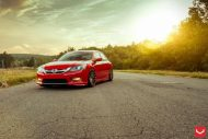 Vossen Wheels VFS 2 Acura TLX Special Red Honda Accord 3 190x127 Vossen Wheels VFS 2 am Special Red lackierten Honda Accord