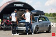 Vossen X Thule VW Audi Waterfest 22 Tuningtreffen 65 190x127 Video & Fotostory: Vossen X Thule VW   Audi Waterfest 22