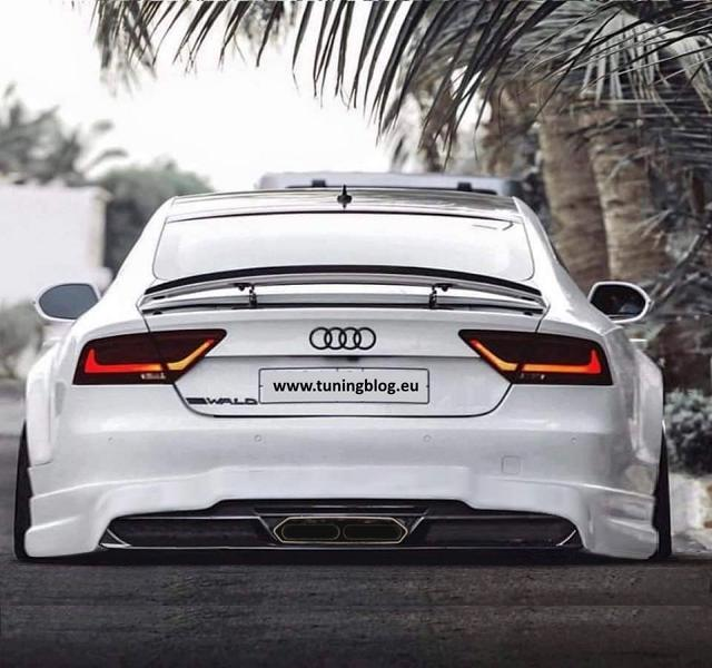Wald Internationale Audi A7 Sportback Widebody Wald Internationale Audi A7 Sportback by tuningblog.eu