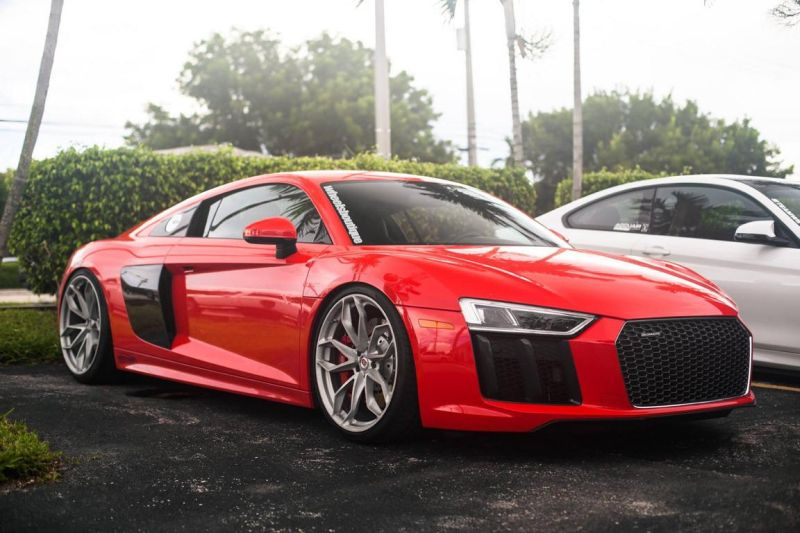 Wheels Boutique Audi R8 V10 4S Bi Turbo HRE P201 Tuning 1 Wheels Boutique   900PS Audi R8 V10 Bi Turbo auf HRE P201 Alu's