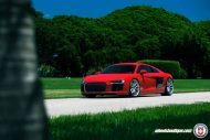Wheels Boutique Audi R8 V10 4S Bi Turbo HRE P201 Tuning 4 1 190x127 Wheels Boutique   900PS Audi R8 V10 Bi Turbo auf HRE P201 Alu's