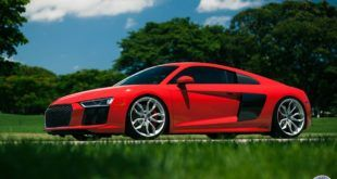 Wheels Boutique Audi R8 V10 4S Bi-Turbo HRE P201 Tuning (8)