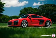 Wheels Boutique Audi R8 V10 4S Bi Turbo HRE P201 Tuning 8 190x127 Wheels Boutique   900PS Audi R8 V10 Bi Turbo auf HRE P201 Alu's