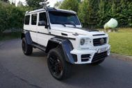 White Mansory Gronos Tuning Mercedes Benz G500 4%C3%974%C2%B2 2016 2 e1470974129683 190x127 Fotostory: Mansory's Gronos Mercedes Benz G500 4×4²