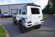 White Mansory Gronos Tuning Mercedes Benz G500 4%C3%974%C2%B2 2016 5 190x127 Fotostory: Mansory's Gronos Mercedes Benz G500 4×4²