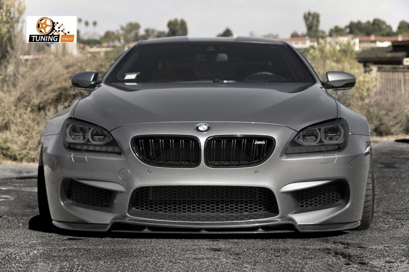 Widebody BMW M6 F12 Coupe 2 Rendering: Widebody Kit am BMW M6 F12 Coupe by tuningblog.eu