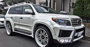 Widebody Kit Eight Star Tuning Toyota Land Cruiser 2016 1 1 e1471845285614 310x165 Widebody Kit von Eight Star am weißen Toyota Land Cruiser