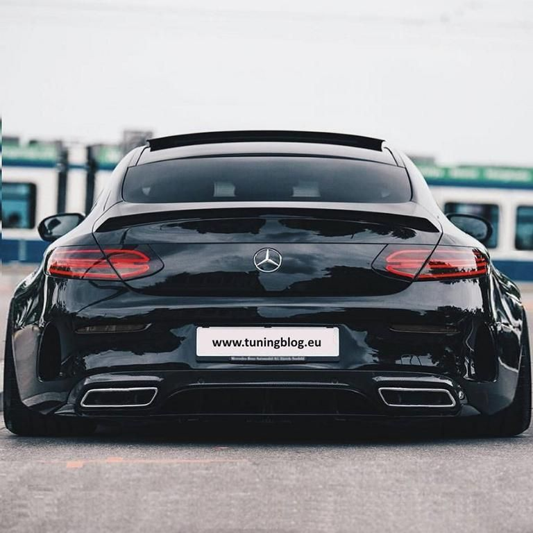 Widebody mercedes c63 amg coupe c205 by for How much is a mercedes benz c63 amg