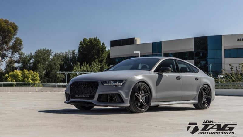nardo audi rs7 ABT Carbon Bodykit ADV5 Tuning 2 TAG Motorsports   Audi A7 RS7 auf 21 Zoll ADV.1 Wheels